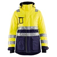 3389 High Vis Gul/marine